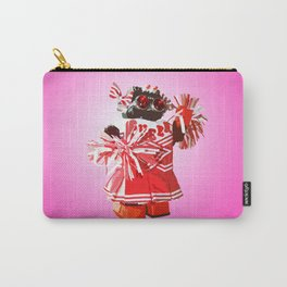 Cheerbot Pink Carry-All Pouch