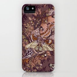 Transarctiinae iPhone Case