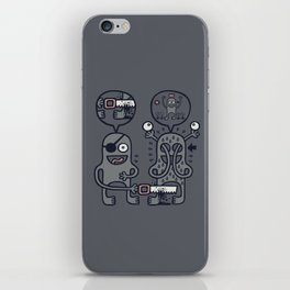 To Attain Higher Perspective Through Detachment iPhone Skin