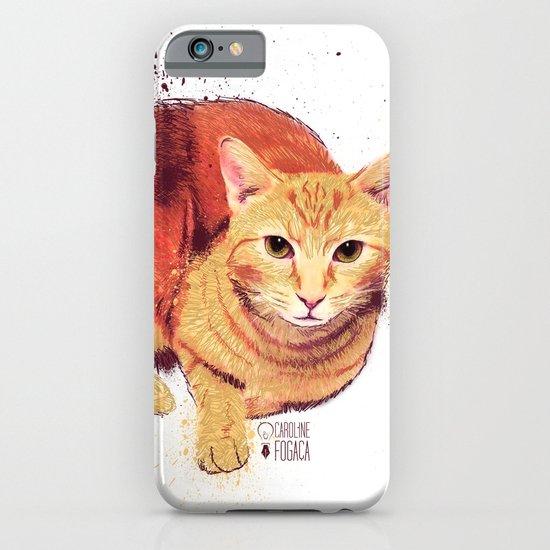 Ginger Cat iPhone & iPod Case