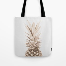 Pineapple a Day Tote Bag