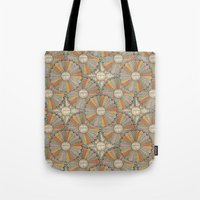 math Tote Bags featuring Math Genius by Antique Images