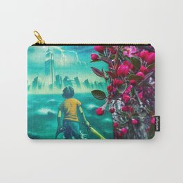 Percy Jackson & the Cherry Blossom Tree Carry-All Pouch