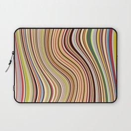 Old Skool Stripes - Flow Laptop Sleeve