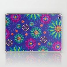 Psychoflower Violet Laptop & iPad Skin
