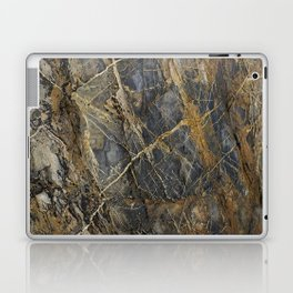 Natural Geological Pattern Rock Texture Laptop & iPad Skin