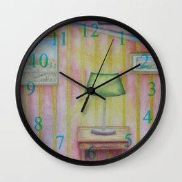 The Study Wall Clock
