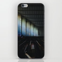 Christ the King Church iPhone Skin