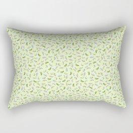 Avocado Nigiri Rectangular Pillow