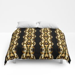 DIGI TRIBE YELLOW Comforters