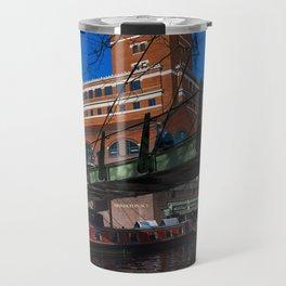 Brindley Place, Birmingham Travel Mug