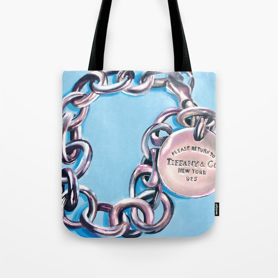 Tiffany & Co. Tote Bag