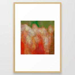 Despair Framed Art Print