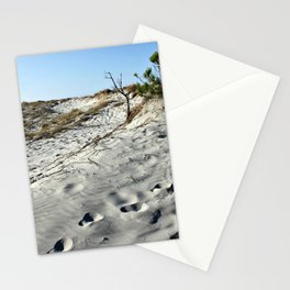 Dunes in Sardinia Stationery Cards