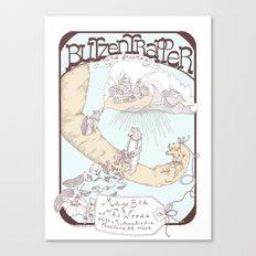 Blitzen Trapper Poster Canvas Print