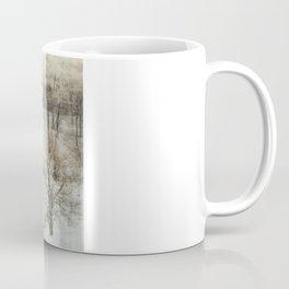Horses in the Winter Coffee Mug