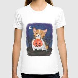 Trick or Treat?... Arf! T-shirt