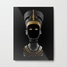 Nefertiti AD (revisited) Metal Print