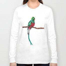 Pharomachrus mocinno Long Sleeve T-shirt