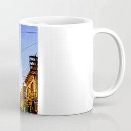 Queen Street Grid Coffee Mug