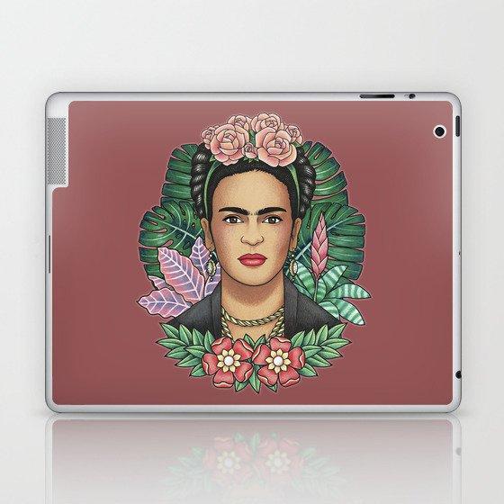 Frida Tattoo Laptop & iPad Skin