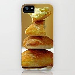 Zen Bread iPhone Case
