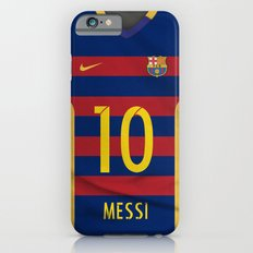 Barcelona Messi Slim Case iPhone 6
