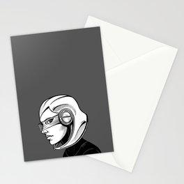 EDI - B&W profile Stationery Cards