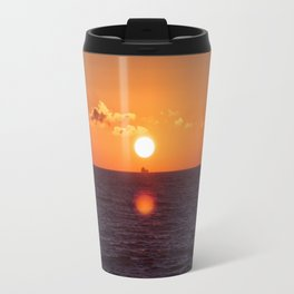 between suns and over  the oceans Travel Mug