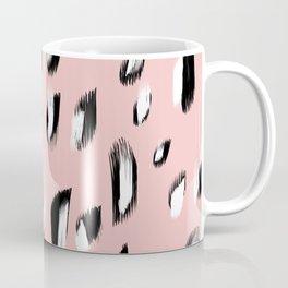 Leo Print Coffee Mug
