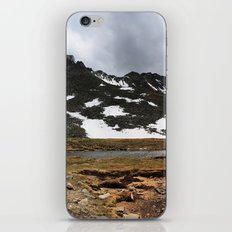Mt. Evans, Colorado iPhone & iPod Skin