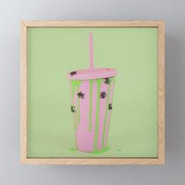 Alienshake Framed Mini Art Print