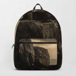 A rocky start Backpack