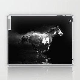 Galloping Pinto Horse Laptop & iPad Skin