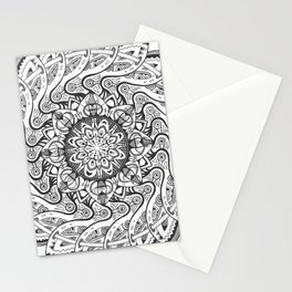 Mandala 1 Stationery Cards
