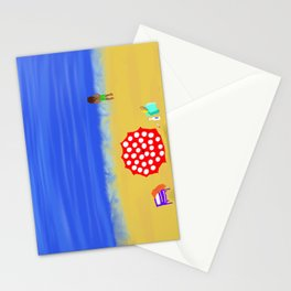 Bliss on the Beach! Stationery Cards