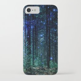 Magical Woodland iPhone Case