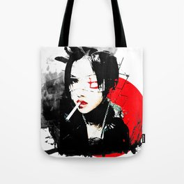 Shiina Ringo - Japanese singer Tote Bag