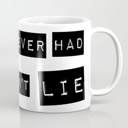 Niall Horan; Better Than Words Coffee Mug