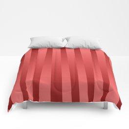 Red gradient Comforters