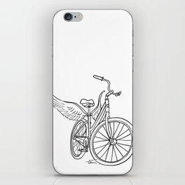 Dream Bike iPhone Skin