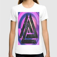 outer space T-shirts featuring fun in outer space by Healinglove art products