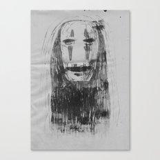 Spirited Away No Face  Canvas Print