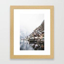 Hallstatt,Austria Framed Art Print