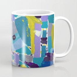 Turquoise Coffee Mug