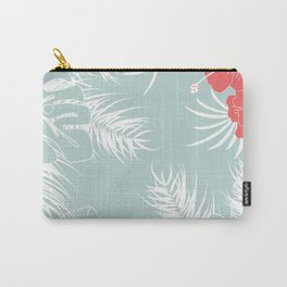 Tropical pattern 041 Carry-All Pouch