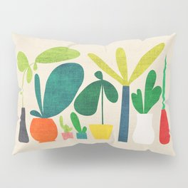 Greens Pillow Sham