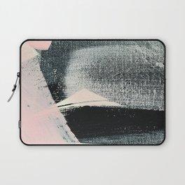 Blushing Black Laptop Sleeve