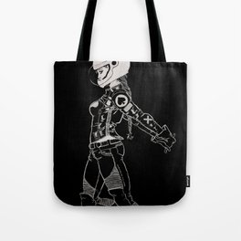 Ton-Up Chick Tote Bag