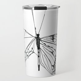 butterfly effect Travel Mug